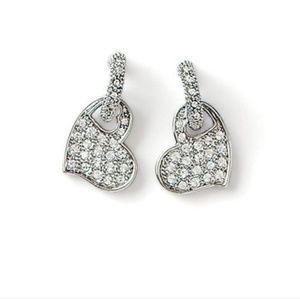 "LIA SOPHIA - ""AFFECTION"" earrings, NEW, BEAUTIFUL"